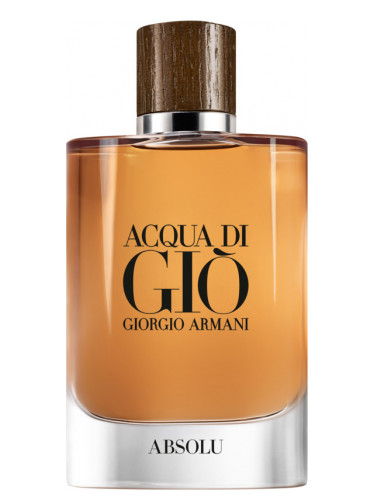 armani gio perfume